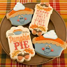 293 best cookies fall thanksgiving images on