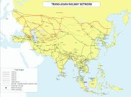 Tajikistan Map Tat Rail Turkmenistan Afghanistan And Tajikistan Build New Rail