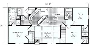 ranch floor plans open concept ranch style house plans rotunda info