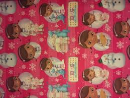 doc mcstuffins wrapping paper disney doc mcstuffins christmas wide