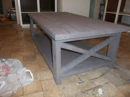 ana white rustic x coffee table the schorr thing diy projects