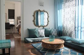 Modern Moroccan Good Looking Moroccan Decoration Living Room Contemporary With
