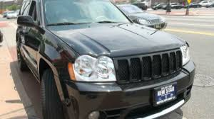 cherokee jeep 2005 2005 jeep grand cherokee 5 7 hemi srt 4wd youtube
