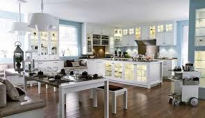 blue and white kitchen ideas alluring kitchen walls with white cabinets blue callumskitchen