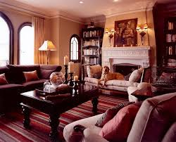 fine decoration burgundy living room shining design living room