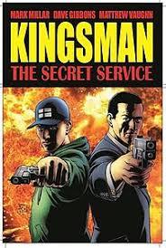 kingsman franchise wikipedia