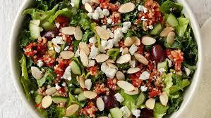 panera bread modern greek salad with quinoa whole calories