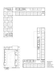 gallery of school with an open space beijing institute of 3rd floor plan
