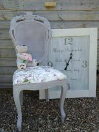 french louis chateau shabby chic rococo bedroom chair painted