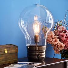 Edison Table Lamp Edison Table Lamp The Green Head