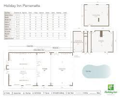 floor plans capacity charts parramatta function venues