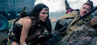 is the wonder woman movie war propaganda foundation for