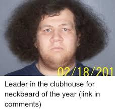 Neckbeard Meme - 0218201 link meme on conservative memes