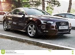 audi germany audi a5 parked on the street editorial stock image image 73363094