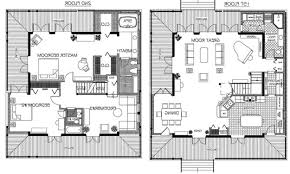 loft home floor plans tiny house floor plans with loft new open house plans collection