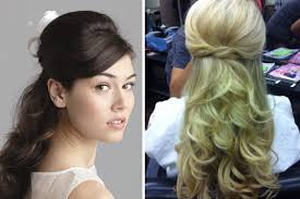 maid of honor hairstyles the best bridesmaid hairstyles great lengths