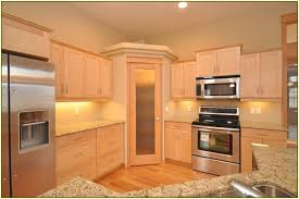 recycled countertops kitchen corner wall cabinet lighting flooring