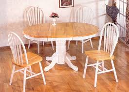 Pedestal Kitchen Table And Chairs - oval farmhouse kitchen table interior design