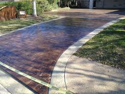 Concrete Patio Houston Stamped Concrete Patio Austin Tx Roselawnlutheran