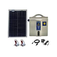 Solar Home Lighting System - solar home lighting system dc 5v by belifal with 2 led bulbs