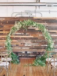 wedding arch greenery top 20 pretty circular wedding arches for 2018 trends