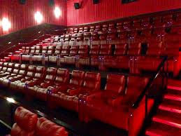 Reclining Chair Theaters Review Ldx Screen At Cinema West Theatre In City