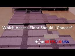 which netfloor usa access floor should i choose netfloor usa
