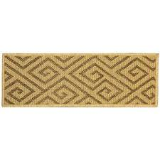 indoor outdoor stair treads u0026 runners rugs the home depot