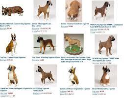 boxer dog umbrella the boxer shop figurines sculptures miniatures