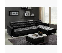 canape d angle 5 places cuir canape d angle simili 5 places noir convertible lit