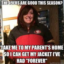 Funny Niner Memes - 49er bandwagon meme bandwagon best of the funny meme