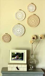 home decoration materials beautiful idea easy wall decor together with ideas using recycled