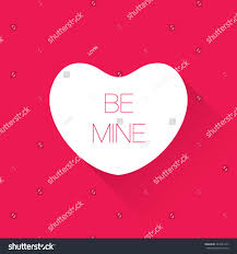 s day heart candy be mine valentines day heart candy stock vector 244723147