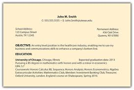 gorgeous sample resume objectives for fresh graduates hrm sample