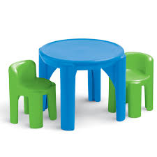 Table And Chairs Set Little Tikes Bold U0027n Bright Table U0026 Chairs At Little Tikes
