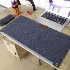 Office Desk Pad Fashion Durable Computer Desk Mat Modern Table Felt Office Desk