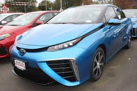 lexus of stevens creek inventory new 2017 toyota mirai 4dr car in san jose c173494 stevens creek
