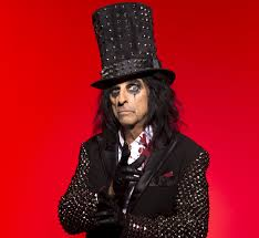 Rock legend Alice Cooper