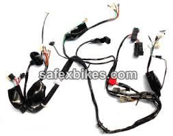 wiring harness pleasure es swiss motorcycle parts for hero honda