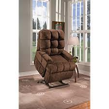 amazon com med lift 5555 full sleeper lift chair cabo havanna
