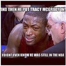 Tracy Meme - chinese broadcast of tracy mcgrady s six minutes in gm3