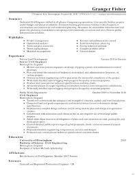 executive summary resume exles sle executive summary for resume 64 on template ideas with