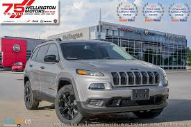 fiat jeep 2016 new 2018 jeep cherokee sport in guelph on s 18 94 v