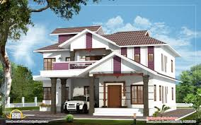 Kerala Home Design Blogspot by Home Design Beautiful Duplex House Sq Ft Kerala Home Design And