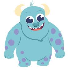 halloween monsters inc baby monster inc clipart clipartxtras