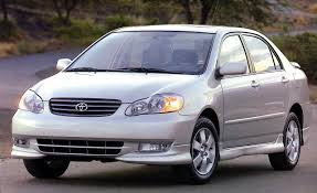 toyota box car 2003 toyota corolla road test u2013 review u2013 car and driver