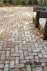 Recycled Brick Driveway Paving Roseville Pinterest Driveway by Paving From Recycled Timber And Bricks Lawn Edging Pinterest