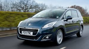 old peugeot van peugeot 5008 review top gear