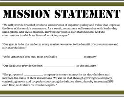 restaurant statement kfc vision and mission statement kentucky
