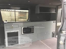 volkswagen caravelle interior 2016 camper interior gallery vw camper interiors camper conversions